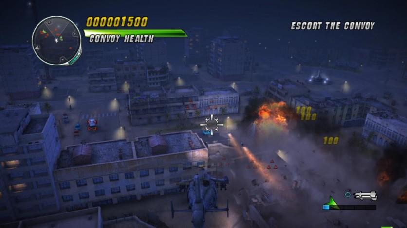 Screenshot 4 - Thunder Wolves