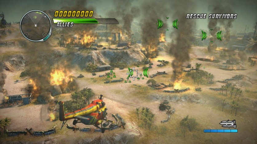Screenshot 3 - Thunder Wolves