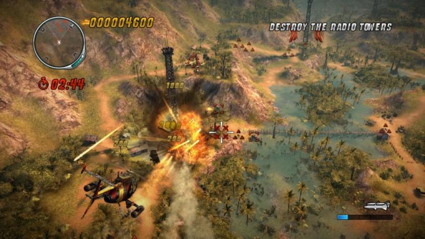 Screenshot 5 - Thunder Wolves