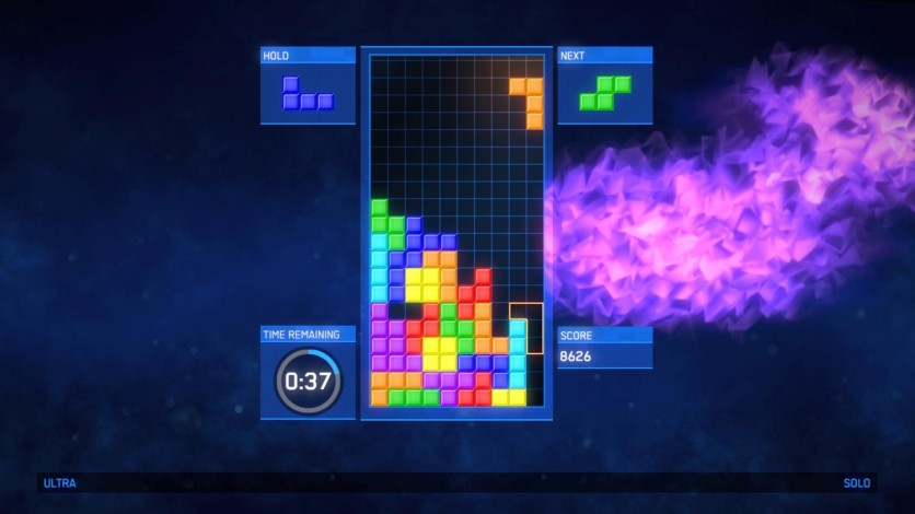 Screenshot 2 - Tetris Ultimate