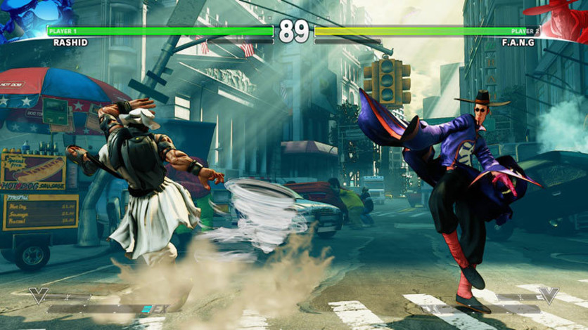 Screenshot 20 - Street Fighter V 2016 Season Pass