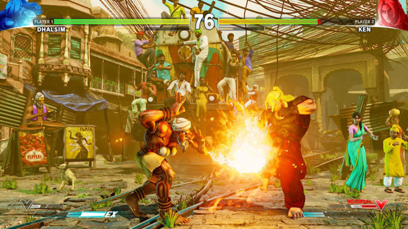 Screenshot 24 - Street Fighter V 2016 Season Pass