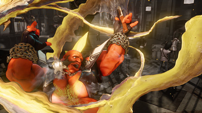 Screenshot 19 - Street Fighter V 2016 Season Pass