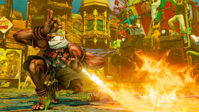Screenshot 13 - Street Fighter V 2016 Season Pass