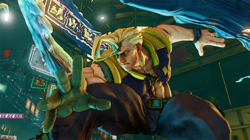 Screenshot 6 - Street Fighter V 2016 Season Pass