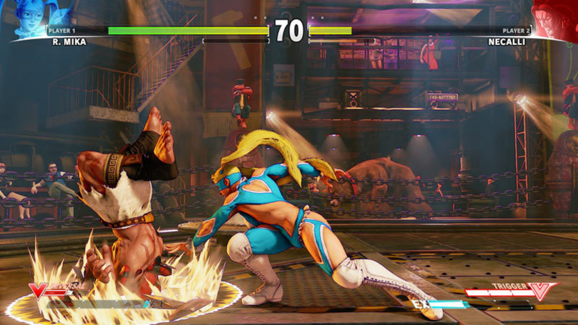 Screenshot 22 - Street Fighter V 2016 Season Pass
