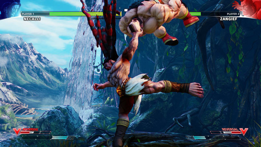Screenshot 27 - Street Fighter V 2016 Season Pass