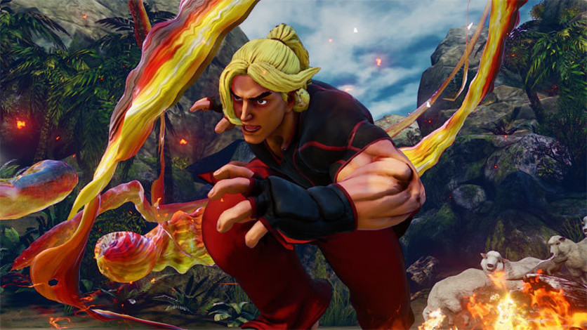Screenshot 3 - Street Fighter V 2016 Season Pass