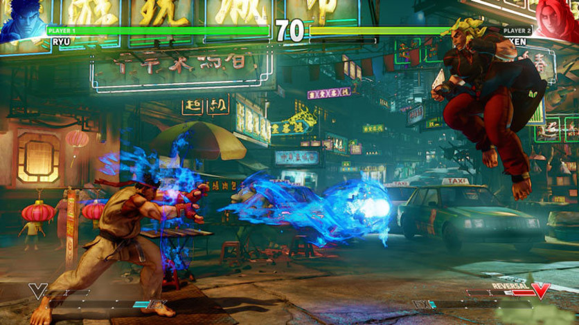 Screenshot 4 - Street Fighter V 2016 Season Pass