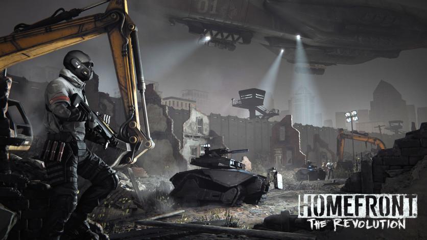 Screenshot 16 - Homefront: The Revolution
