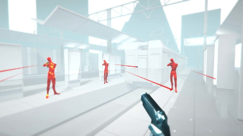 Screenshot 8 - SUPERHOT