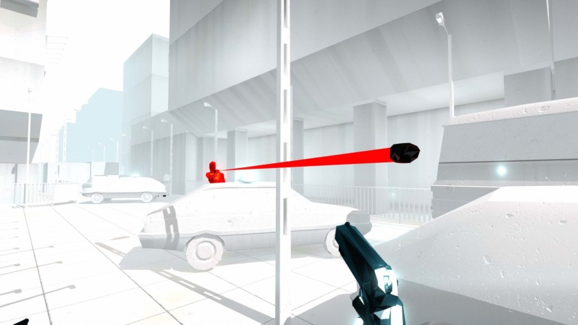 Screenshot 5 - SUPERHOT