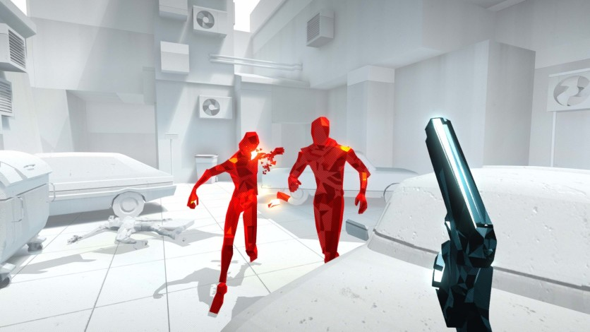 Screenshot 3 - SUPERHOT
