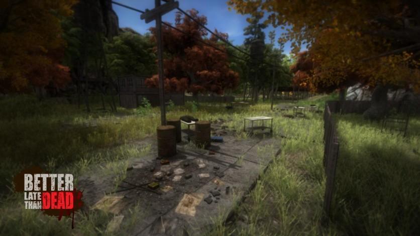 Screenshot 3 - Better late than DEAD