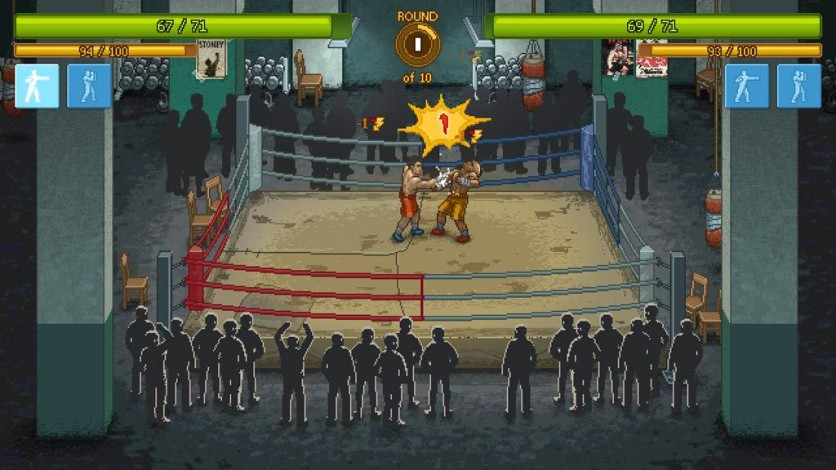 Screenshot 4 - Punch Club