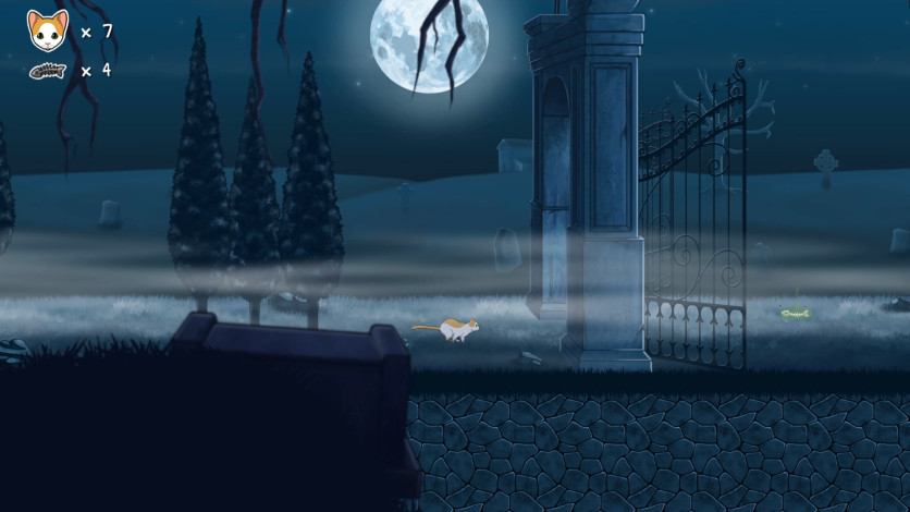 Screenshot 6 - The Purring Quest