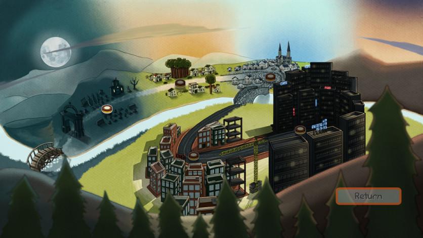 Screenshot 3 - The Purring Quest