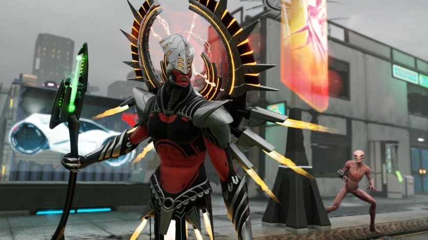 Screenshot 3 - XCOM 2: Alien Hunters