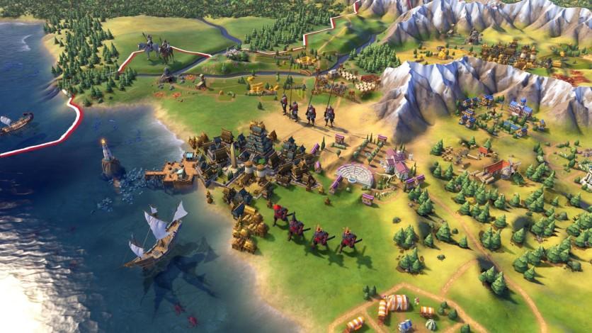 Screenshot 6 - Sid Meier's Civilization VI