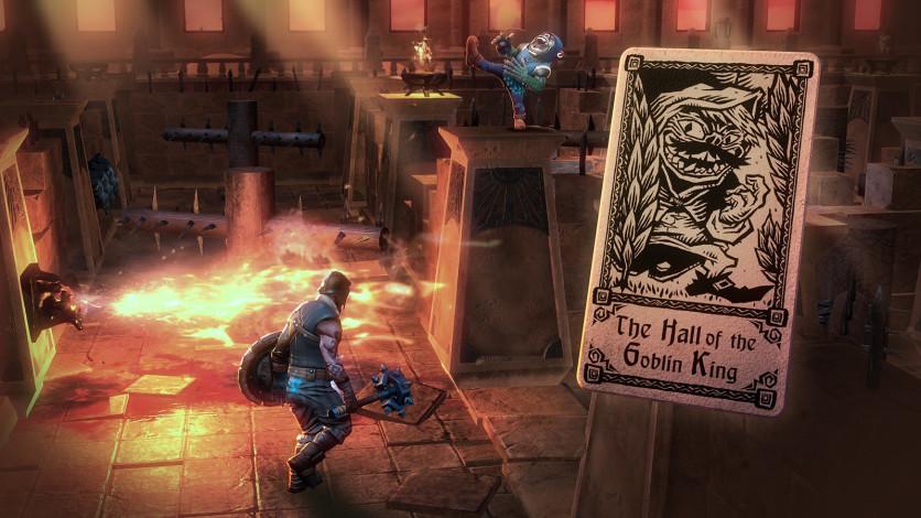 Screenshot 3 - Hand of Fate