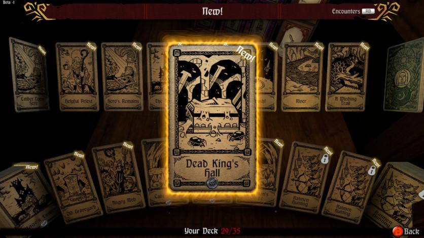 Screenshot 6 - Hand of Fate