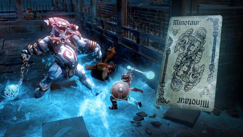 Screenshot 4 - Hand of Fate