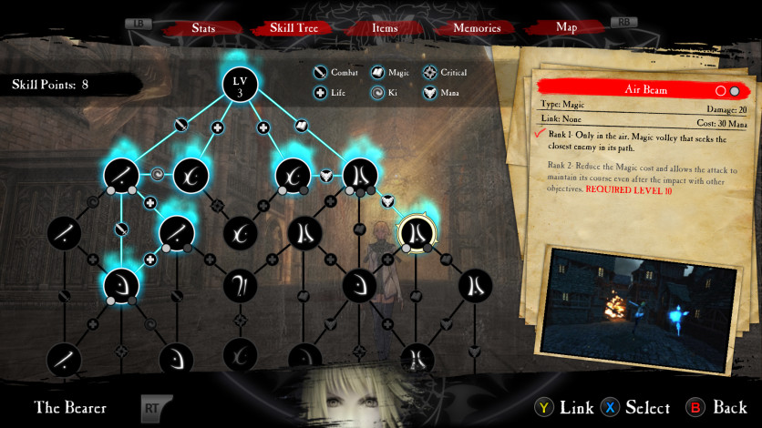 Screenshot 11 - Anima Gate of Memories