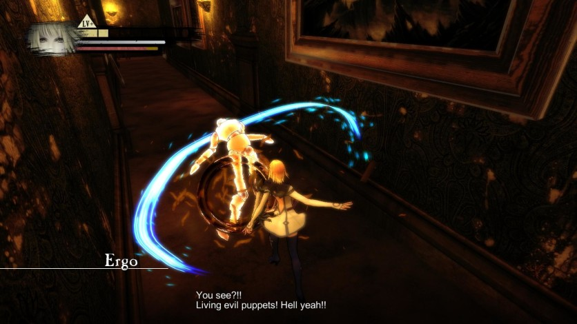 Screenshot 2 - Anima Gate of Memories