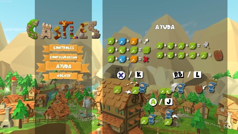 Screenshot 2 - Castles