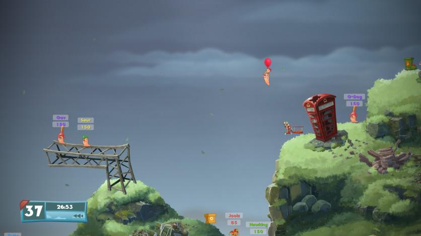 Screenshot 10 - Worms W.M.D