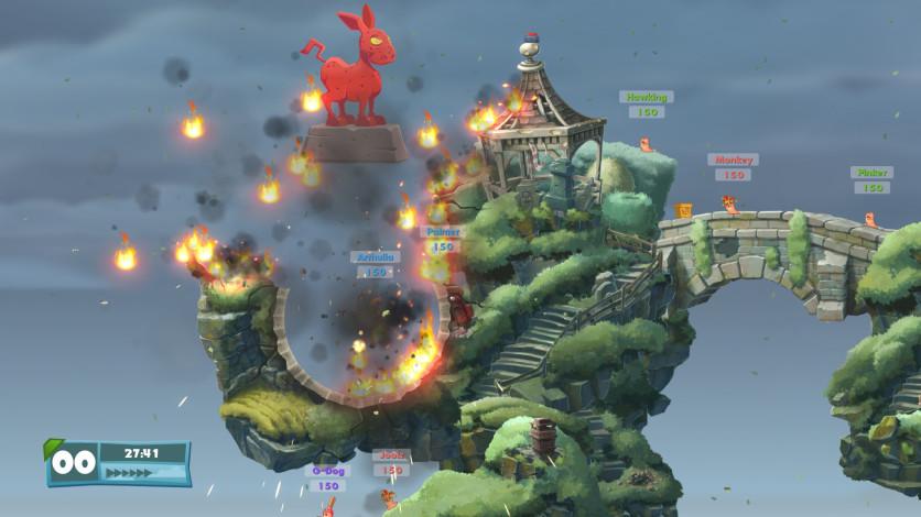 Screenshot 2 - Worms W.M.D