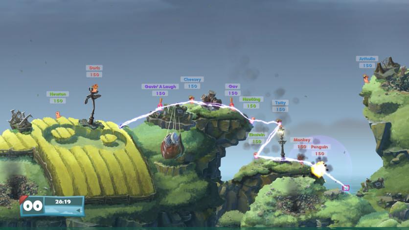 Screenshot 3 - Worms W.M.D