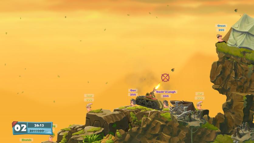 Screenshot 12 - Worms W.M.D