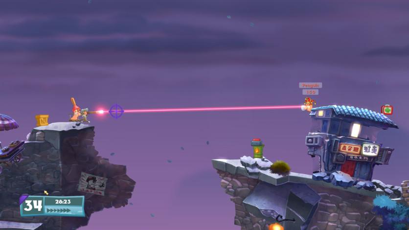 Screenshot 11 - Worms W.M.D