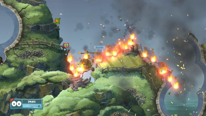 Screenshot 5 - Worms W.M.D