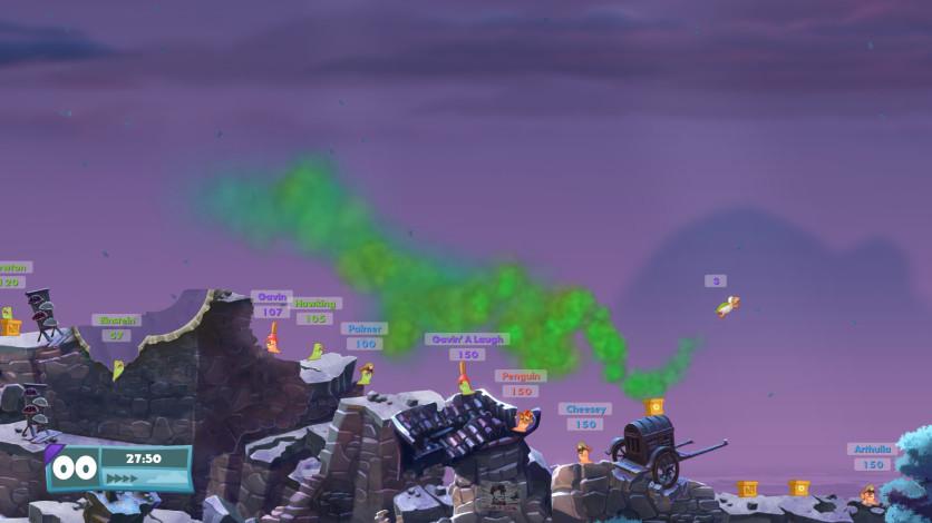 Screenshot 6 - Worms W.M.D