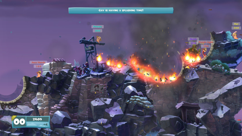 Screenshot 4 - Worms W.M.D
