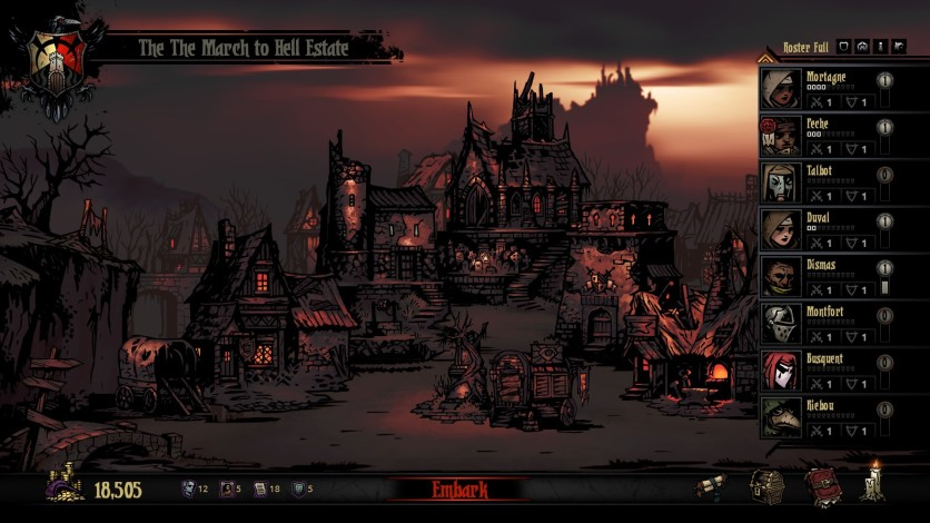 Screenshot 10 - Darkest Dungeon