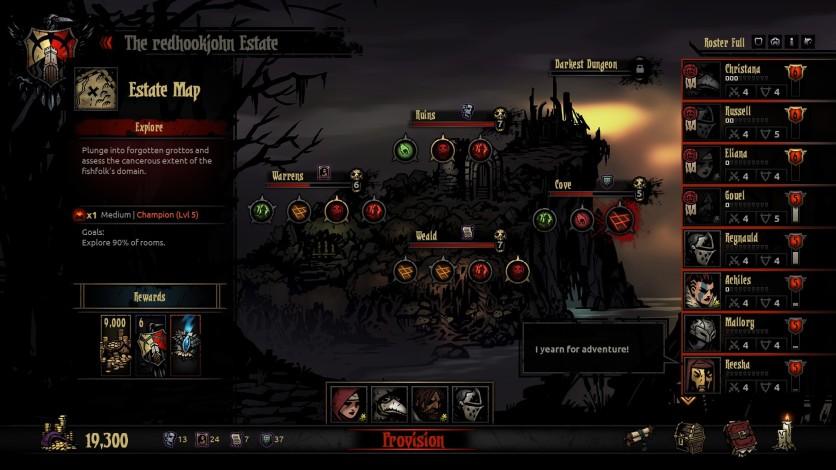 Screenshot 16 - Darkest Dungeon