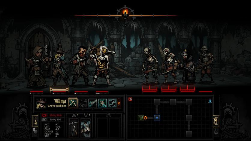 Screenshot 2 - Darkest Dungeon