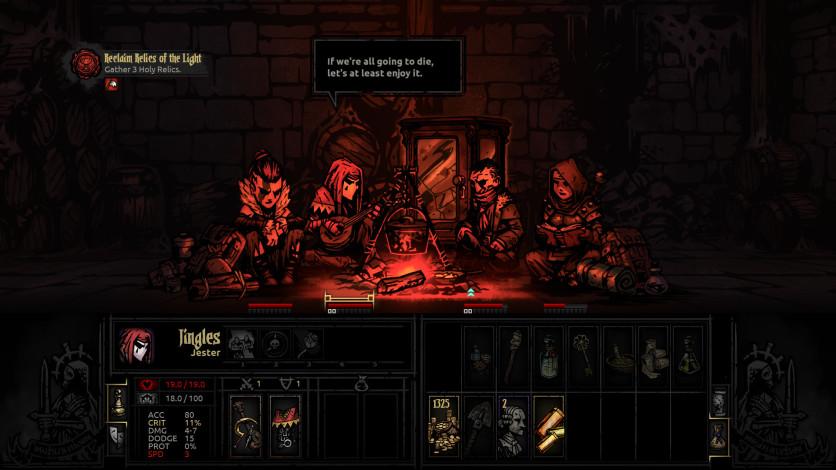 Screenshot 9 - Darkest Dungeon