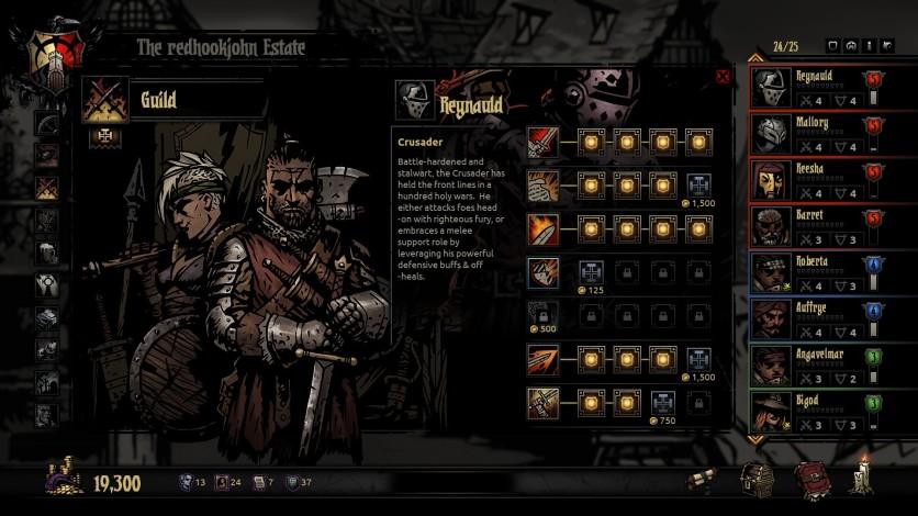 Screenshot 22 - Darkest Dungeon