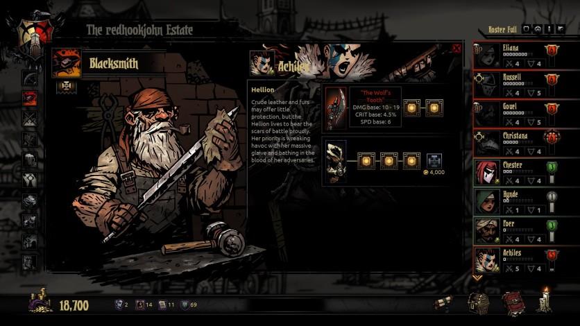 Screenshot 7 - Darkest Dungeon