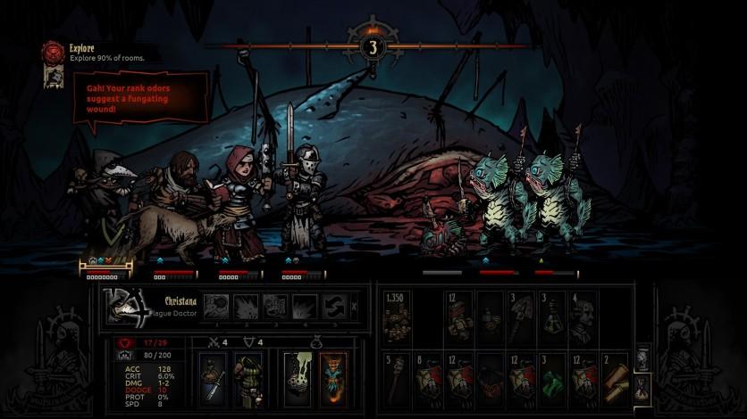 Screenshot 21 - Darkest Dungeon