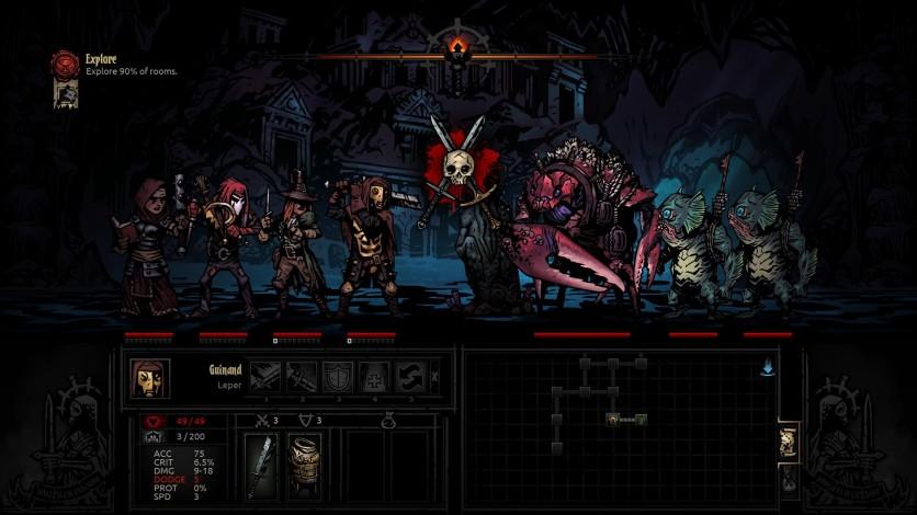 Screenshot 6 - Darkest Dungeon