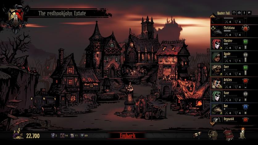 Screenshot 12 - Darkest Dungeon