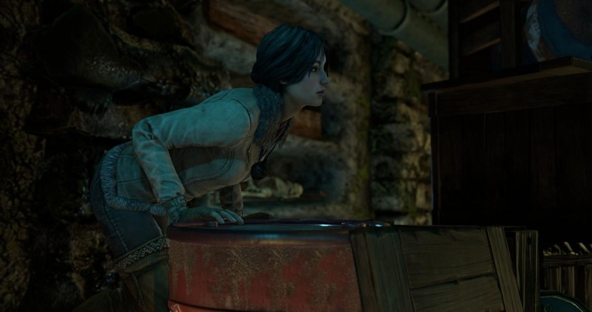Screenshot 3 - Syberia 3