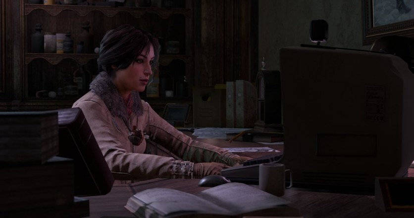 Screenshot 4 - Syberia 3