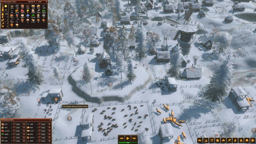 Screenshot 14 - Life is Feudal: Forest Village