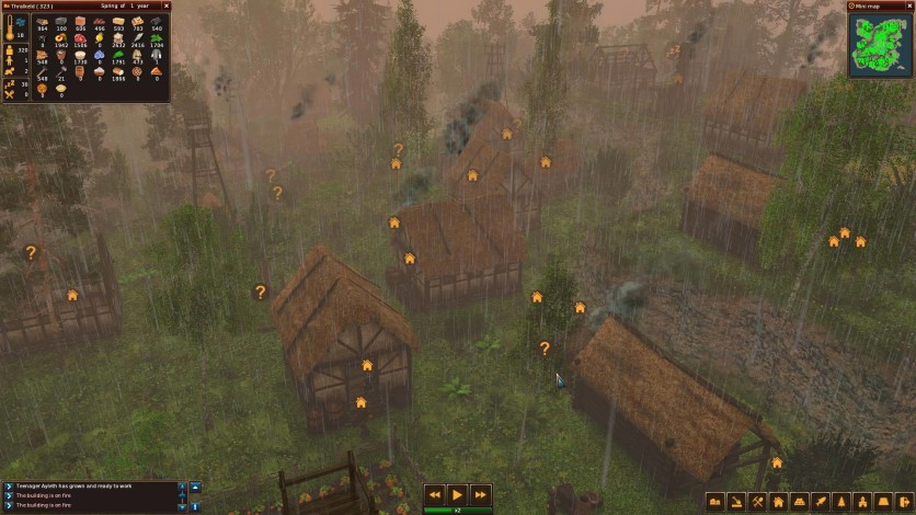 Screenshot 3 - Life is Feudal: Forest Village